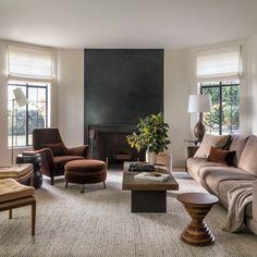 home interior design living room Living Room Lounge, Living Room Decor, Living Spaces, Home Design, Home Interior Design, Living Room Inspiration, Interior Design Inspiration, Living Room Accessories, Decoration