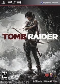 Tomb Raider PS3 definitely my next game lol