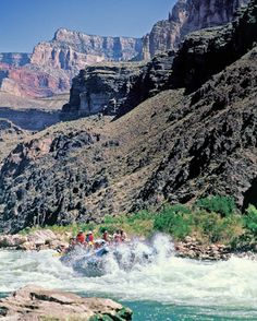 3 Day Colorado River Raft Trip in the mighty Grand Canyon - Western River Trip… Grand Canyon River, Grand Canyon Rafting, Grand Canyon National Park, National Parks, Colorado River Rafting, Northern California, Westerns, World, Water