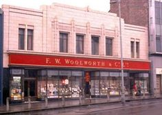 Woolworth store....