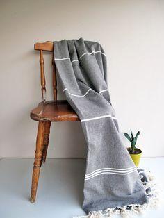 Natural Handwoven %100 Linen ORGANIC