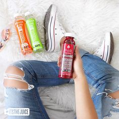 When you're on a health kick #itsthejuice #suja