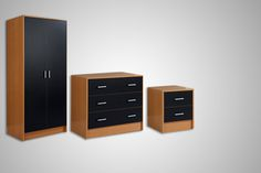 instead of for a three-piece bedroom furniture set, or for a four-piece set - save up to Bedside Drawers, Bedside Cabinet, Chest Of Drawers, Filing Cabinet, Bedroom Furniture Sets, Furniture Deals, Design Your Own, Storage Solutions, Jewel