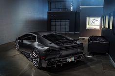 Grigio Lynx Lamborghini Huracán - ADV8R M.V2 CS Series Wheels