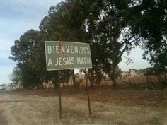 Bienvenida a Jesus Maria