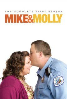 #Mike and Molly -A couple meets at an Overeaters' Anonymous meeting. (2010) #TV
