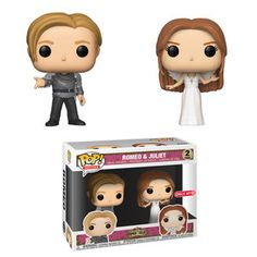 Funko takes us among the world of Shakespeare and Leo DiCaprio with the introduction of the company's new Pop! Romeo and Juliet Collection. Baz Luhrmann, Leonardo Dicaprio, Stop Motion, Funk Pop, Funko Pop Dolls, Romeo Y Julieta, Otaku, Pop Toys, Harry Potter