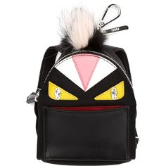 Fendi Bag Bugs Backpack Bag Charm Mochila Fendi 38a42db2cc2c3