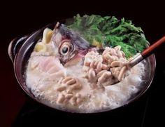じゃっぱ鍋/青森の郷土料理 鱈の身、白子、内臓