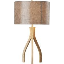 "Oliver 28.74"" H Table Lamp"