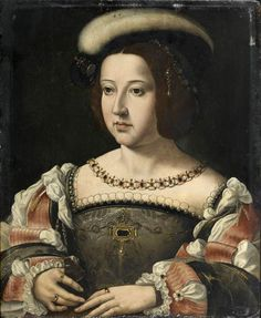Maria of Portugal, Duchess of Viseu June 1521 – 10 October