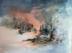 ted kowalski watercolor artist - Google Search
