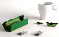 Estos saquitos de té demuestran que siempre se le puede encontrar una vuelta creativa a lo conocido