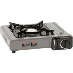 Other Camping Cooking Supplies 16036 Can Cooker Smdf1401 Multi Fuel Burner W Carry Case Hose