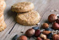 Plätzchen schmecken zu jeder Jahreszeit, ob Frühling, Sommer, Herbst oder Winter - Kekse kann man immer essen. Wie wäre es da mit diesen gesunden Vollkornkeksen?