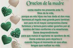 Oracion de la madre.