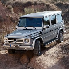2013 Mercedes G-Class - If I keep having problems with the Rover this may be my next SUV.