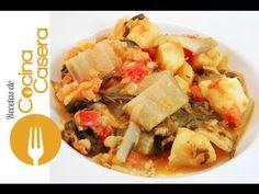 Guiso de acelgas - Recetas de Cocina Casera - Recetas fáciles y sencillas