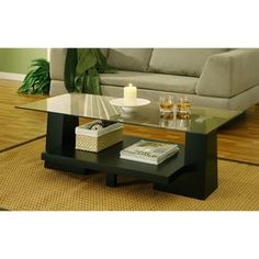 Shop for Furniture of America Contours Leveled Coffee Table. Get free shipping at Overstock.com - Your Online Furniture Outlet Store! Get 5% in rewards with Club O!