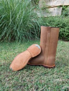 Bota Coturno Quality Shoes Verniz Croco Nude