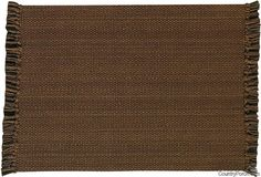 Park Designs Chocolate Brown Casual Classics Kitchen Decorating Theme