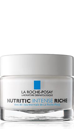 My skin, I'm sure like most, gets very dry during the winter months. Nutritic Intense by La Roche-Posay relieves even the driest skin. It makes the skin feel supple and smells terrific.
