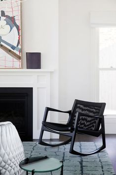 Kick Backs, Rocking Chair, Chameleon, Studio, Interior, House, Furniture, Home Decor, Style