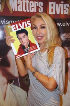 "Linda Thompson is finally writing a memoir detailing her long romances with Elvis Presley.""We never went out"" on the town, she says. ""I was with him four and a half years, and once we went to the restaurant at the Las Vegas Hilton, downstairs in the steakhouse, and we couldn't finish our meal. It was chaos."""