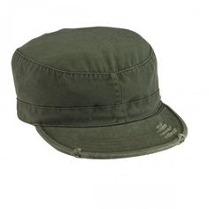 Vintage Olive Drab Fatigue Cap