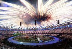 Inauguración Juegos Olímpicos