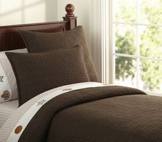 Seacliff Quilted Bedding