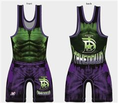 This little Hulk wrestling singlet is adorable. Wrestling Singlet, Incredible Hulk, Weight Lifting, Sporty, The Incredibles, Athletic, The Originals, American, Hulk