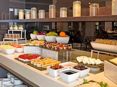 Desayuno Buffet #h10andaluciaplaza #andaluciaplaza #h10hotels #h10 #hotels #hotel