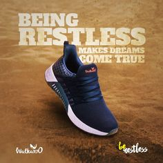 Pump up your adrenaline!  #Walkaroo #BeRestless #WS9011 Make Dreams Come True, Always Believe, Online Collections, Sport Casual, Sports Shoes, Kid Shoes, Shoes Online, Casual Shoes, Adidas Sneakers