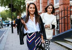 Phil Oh's Fashion Week Street Style: Spring 2016 RTW - London
