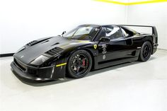 Gas Monkeys latest project comes in the form of one nearly quarter-million dollar Ferrari F40 restoration. The same F40- you may remember- which