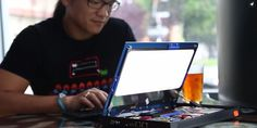 The first open source laptop is being crowd-funded now