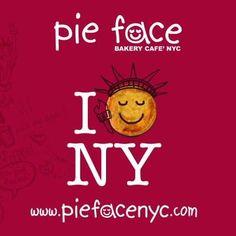 Free Pie Face pies!