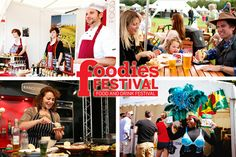 Pig out at the Foodies Festival in Edinburgh 8-10th August: Battersea Park London 15th-17th August & Oxford on 23-25th August.