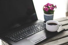31 Days of Advice: When I spill coffee on my laptop say thanks.