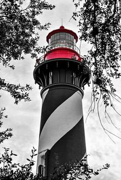 St Augustine Lighthouse photo by Rhonda K Lovett