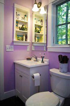 Small Bathroom Design Tip #4