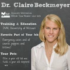 Dr Claire Beckmeyer