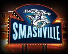 Nashville Predators!!!