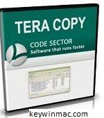 TeraCopy Free Download 2.27 - Key Win Mac
