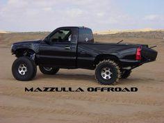 Mazzulla Off-road Chevy prerunner