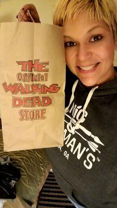 I was in Heaven at #TheWoodburyShoppe @WoodburyShoppe, #TheOfficialWalkingDeadStore. They sell everything!!!!!  #TheWalkingDeadExperience #Skybound @Skybound #TWD #TheWalkingDead @TheWalkingDead @WalkingDead_AMC #Senoia @Senoia #Georgia #EnjoySenoia #deharo70 @deharo70 #MILEStones
