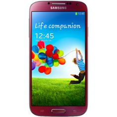 Samsung i9505 Galaxy S4 16GB Unlocked 4G-Compatible Phone-Red £401.00 - See more at: http://www.topendelectronic.co.uk/samsung-i9505-galaxy-red.html#sthash.LGWur6Oz.dpuf