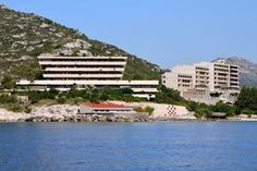 The Abandoned Hotels of Kupari in Kupari Croatia