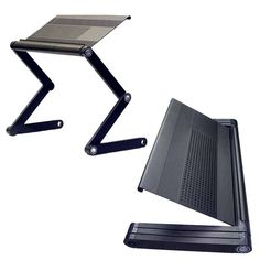 A portable Laptop desk. This would be so handy!